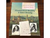 Elizabeth Barrett Browning and Robert Browning (B... by Martin Garrett Paperback