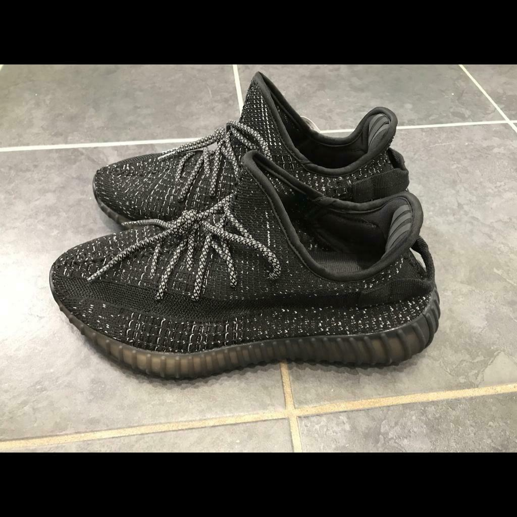 sale retailer cbe95 32ddc Adidas Yeezy Boost 350 V2 Black Reflective | in Twickenham, London | Gumtree