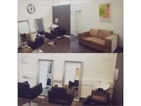 **HAIR SALON TO RENT**FULLY FURNISHED**BUSY LOCATION**INCLUDES BILLS**