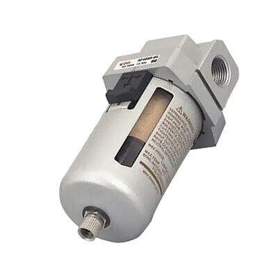 Alloy 12 Air Compressor Filter Water Separator Moisture Trap Af4000-04