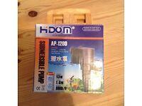 Hidom submersible power head pump