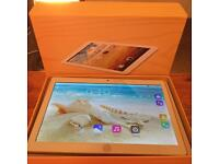 HP Tablet 10.1 64 gb Gold replica new non scratch