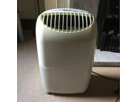 Wickes 20 litre dehumidifer
