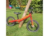 Islabike Rothan balance bike. 6 months old with box. Isla bike