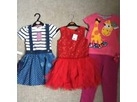 Girls 2-3yrs brand new clothes bundle - new with tags
