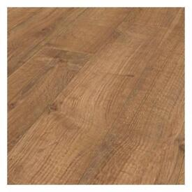 Baltimore 12MM Oak Laminate Flooring 1.30M2 Per Pack