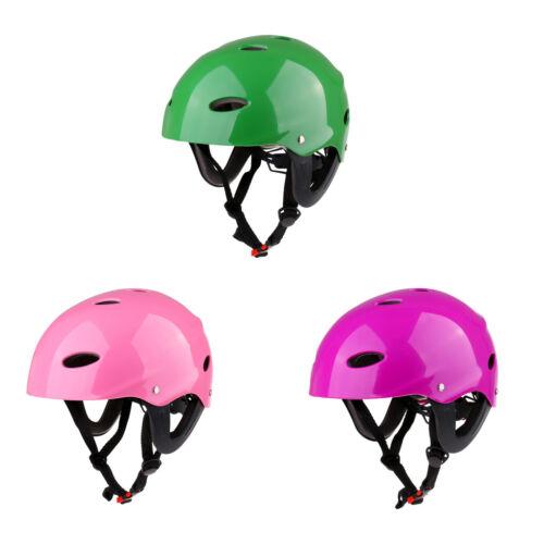 Professional Adult Kids Safety Helmet for Kayak Surf Skatebo