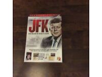 JFK Assassination DVD + Copy Documents