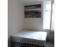 A Dbl room is available in a clean and friendly household in heaton