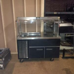 Refrigerated Buffet Table - made by Delfield - iFoodEquipment.ca