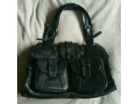 BILLY BAG Handbag - Never Used - Real Leather