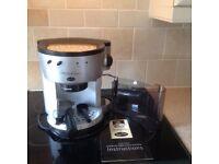 Espresso-Cappuccino Coffee Machine