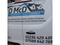 Roof & Driveway Cleaning & UPVC