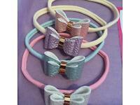 Headband bow's