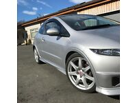 Honda Civic Type-S GT 2.2CDTI
