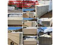 FOR SALE- Brand New & Used High Quality Wooden scaffold boards (BANDED & GRADED)
