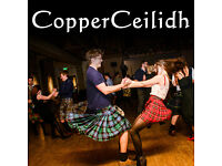 Ceilidh Band Available for Weddings and Parties