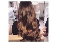 RUSSIAN HAIR EXTENSIONS** NEW NON DAMAGING METHODS**EXCLUSIVE TO US**14 Y OF EXPERIENCE**MOBILE