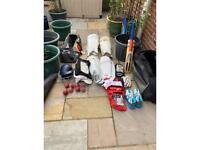 Cricket full set up