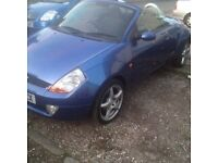 Ford streetka convertible LOW MILES