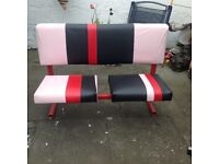Fab 1960s70s retro/vintage cinema seats from savoy sunderland