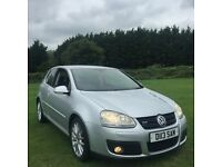 Golf MK5 GT TDI - 12 Months MOT, Low Mileage,New Cambelt and Service