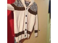Winter jumper/cardigan