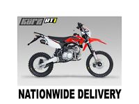KURZ RT1 125 Enduro - Pit Bike - Learner Suitable - Pitbike