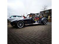 2013 Tiger Supercat 2.0 Zetec Kit Car