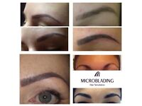 Microblading Semi Permanent Make Up & Paramedical Tattooing Deal