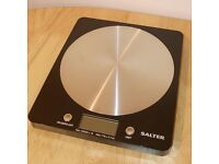 Salter Disc Electronic Scales