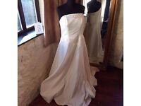 two wedding dresses for sale
