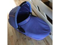 Used Quinny buzz travel system