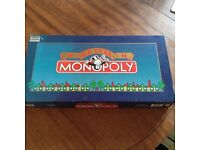 Monopoly Board Game - French- bought in France