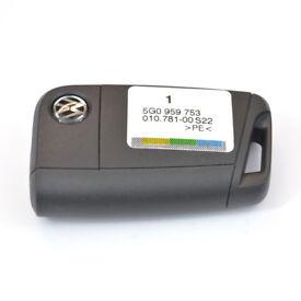 Genuwine Volkswagen MK7 Key Fob - Used Great Conditon