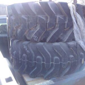Backhoe Tires, 21L-24 new