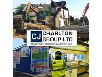 Demolition, Site Clearance, Waste Clearance, Recycling, Groundwork, Excavations.