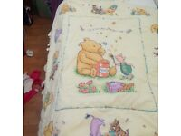 Mother are Winnie the Pooh cot bedding set