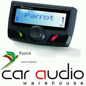 Parrot ck100 hands free complete. Kit