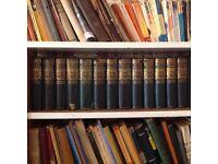 Set of vintage Charles Dickens Books