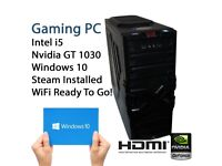 i5 Gaming PC with Nvidia Graphics