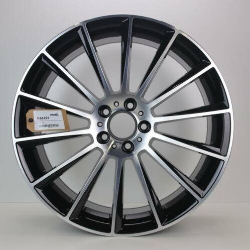 Ns1203 Set 20 Inch Lichtmetalen Velgen Voor Mercedes