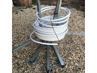 Underfloor Heating pipe holder