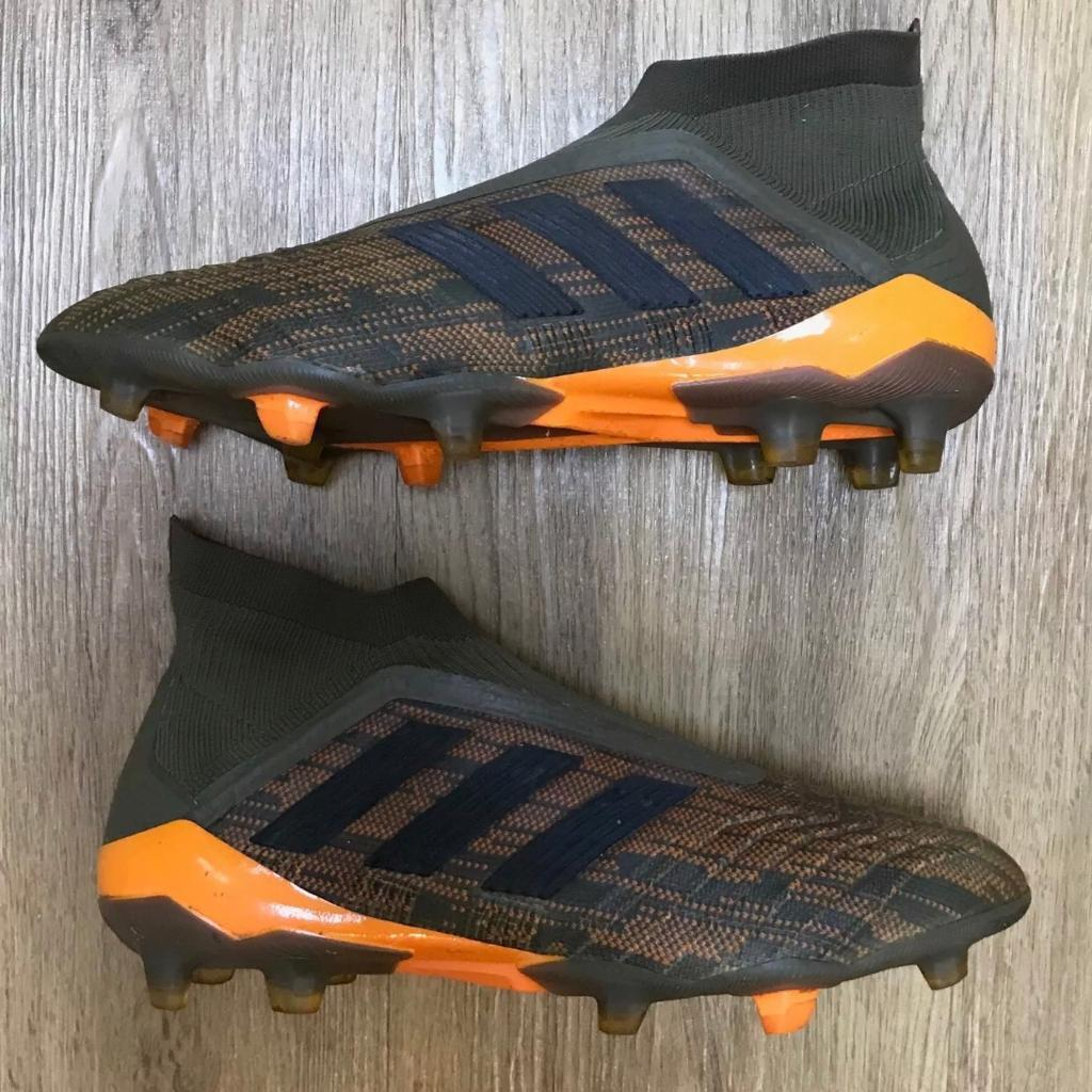 new concept 17198 981eb Adidas Predator 18+ FG UK8 (Lone Hunter Pack) - Used