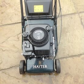 HAYTER 41 SELFDRIVE LAWNMOWER FULLY SERVICED
