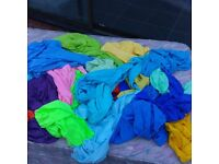 *Reduced* Swimsuit Fabric - 18 pieces