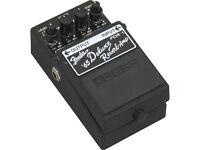 mint fender 65 deluxe reverb amp pedal, amp emulator