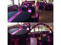 Chair Covers, Balloons, Wedding/Event Decor Herts & Beds