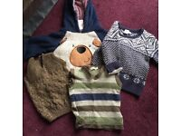 12-24 months boys clothes