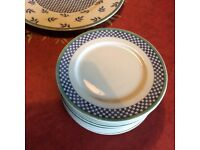 Villeroy &Boch dinner service, Switch 3, used only twice, buyer to collect.